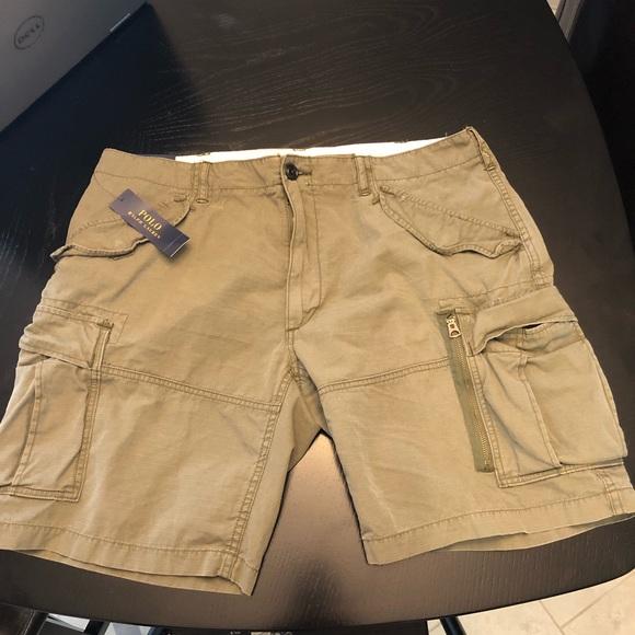 fa0ea29291 Polo by Ralph Lauren Shorts | Polo Ralph Lauren Classicfit Cargo ...
